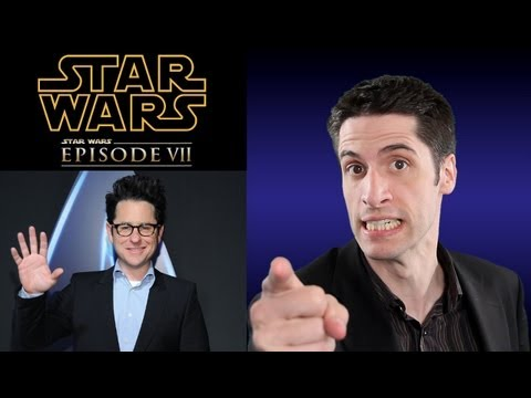 J.J. Abrams OFFICIALLY Directing Star Wars Episode VII