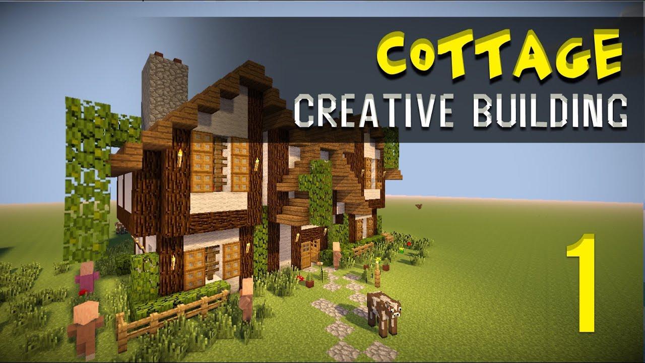 Minecraft House Ideas Creative