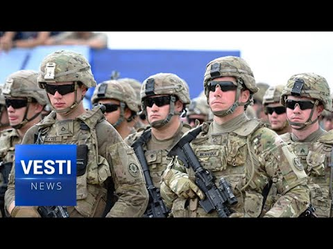 NATO Drills; German Air Force Flies Over Estonia As Baltic States Decide to Open Up Their Skies
