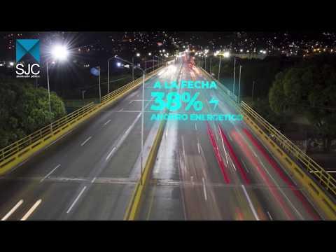 Alumbrado Público LED Avance De Proyecto #Cúcuta 2018