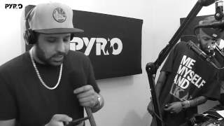 Sonny Jim Spits Bars Live On The Blatantly Blunt Show - PyroRadio.com - (22/07/2016)