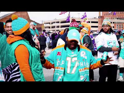 """Miami Dolphins Theme Song [2017] """"FinTown"""" by SoLo D Prod by CraftgonnaBang"""