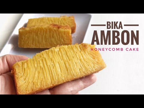 BIKA AMBON Legit & Mudah | Easy Honeycomb Cake