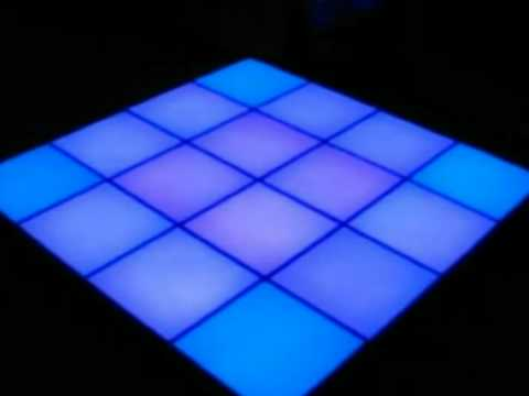Aldo Ryan I LED Dance Floor
