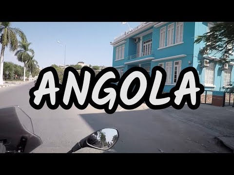 Expedition 2017 Part 1: Angola • The Story So Far Ep.1