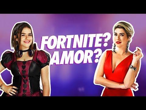 FORTNITE? AMOR?  - Maisa E Fernanda Paes Leme