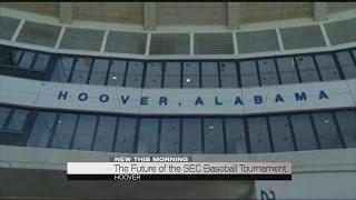 The future of the SEC Baseball Tournament
