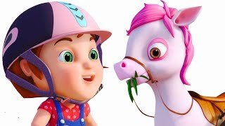 TooToo Girl - Riding Pony Episode | Videogyan Kids Shows | Comedy Show | Cartoon Animation Series