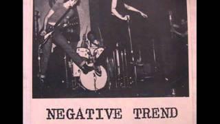 Rozz & Negative Trend-Never Say Die  (1977 Raw Garage Punk /Proto Hardcore Punk)