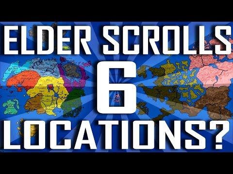 Locations - Elder Scrolls VI - TES6 Discussion