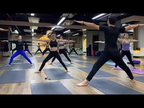 Standing Yoga series / Master Ajay / Jai yoga