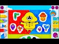 Hey Duggee Learn Colors Red Yellow Blue Hey Duggee Episodes Kids Cartoon Hey Duggee Coloring