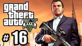 Grand Theft Auto 5 Gameplay Walkthrough Part 16 - Stock Market Cheese!