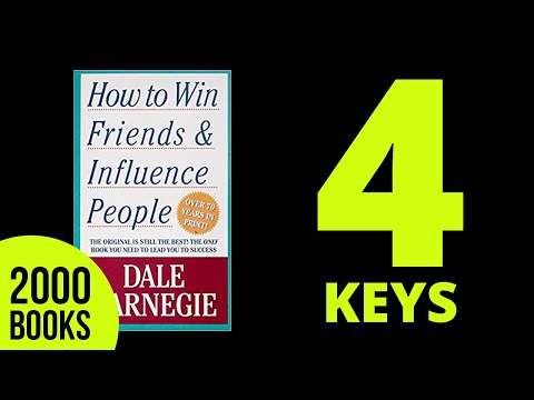 How To Win Friends And Influence People Audiobook Summary Dale Carnegie