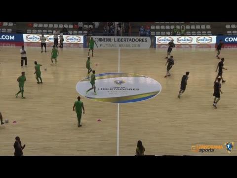 Libertadores da América - S.S. Bocca x Nacional
