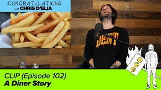 CLIP: A Diner Story - Congratulations with Chris D'Elia