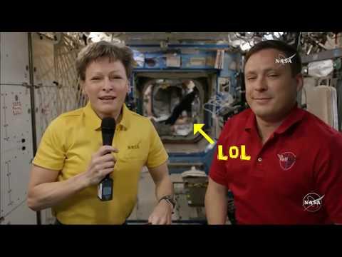 NASA ISS FAKE - 1