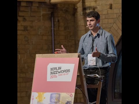 #bbuzz 2016: Shalin Shekhar Mangar -  Parallel SQL and Streaming Expressions in Apache Solr 6 on YouTube