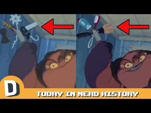 5 Disney Movies that Were Almost Completely Different