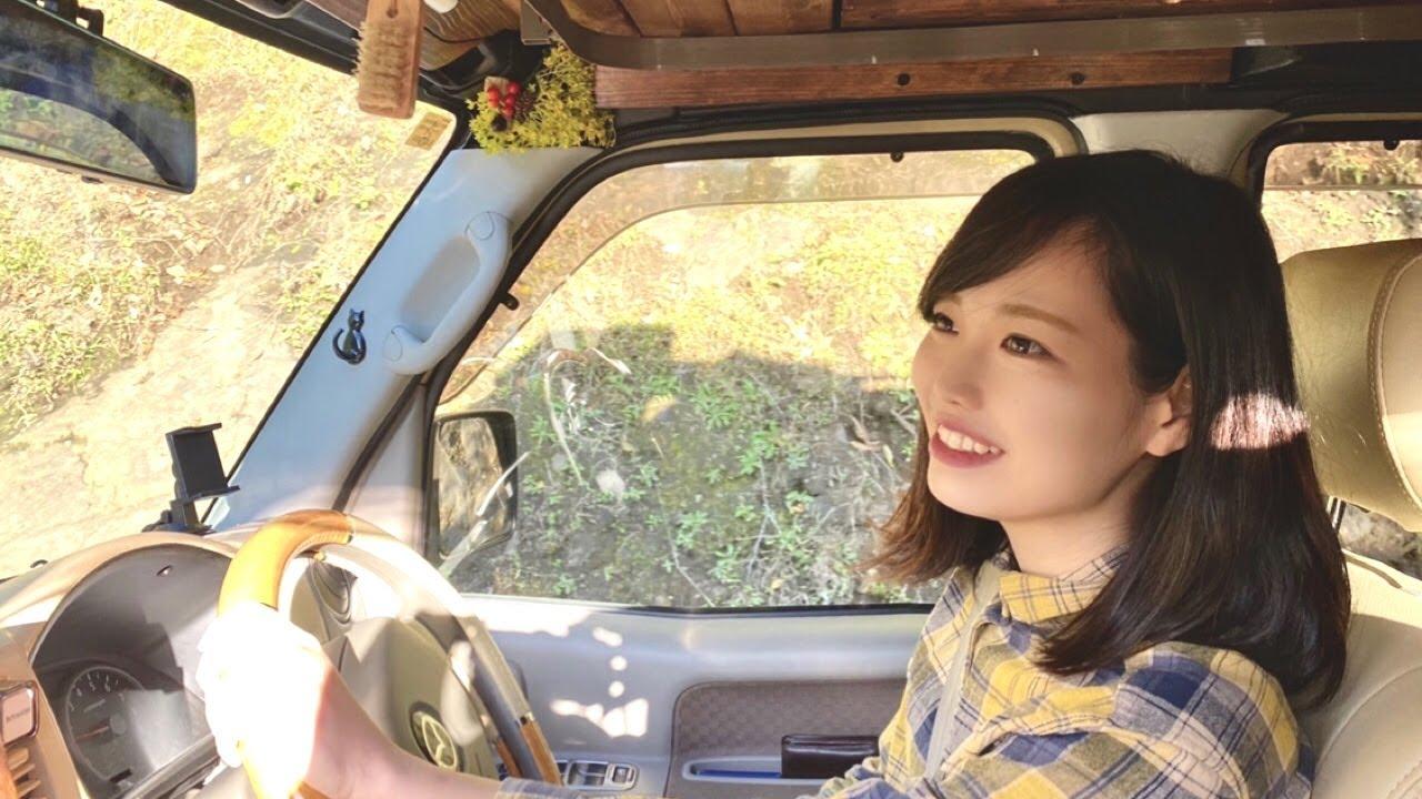 【暑すぎ】軽で2人暮らし。夏の車内から逃げるように藤河内渓谷へ。