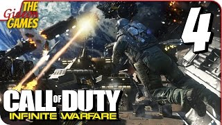 Прохождение Call of Duty: Infinite Warfare #4 ➤ ЗАДАЛИ ЖАРУ!