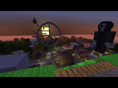 Minecraft Xbox Leisure's Paradise Hunger Games