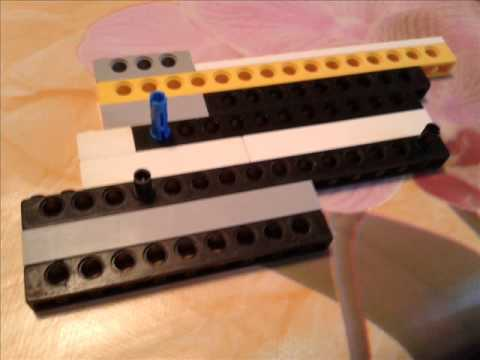 Lego Ak 47 Instructions Working Youtube