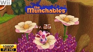 The Munchables - Wii Gameplay 1080p (Dolphin GC/Wii Emulator)