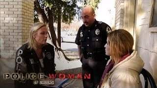 Man Points Gun at 4-Year-Old Boy | Police Women of Dallas | Oprah Winfrey Network
