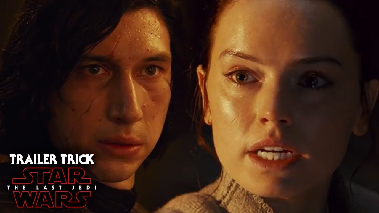 """Star Wars The Last Jedi Trailer Misdirection """"I Need Someone, To Show Me My Place In All This"""""""