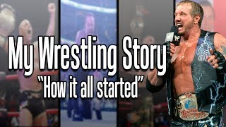 My Wrestling Story #1 FREE DVD GIVEAWAY!