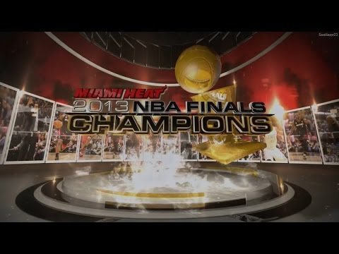 Miami Heat - 2013 NBA Finals Champions