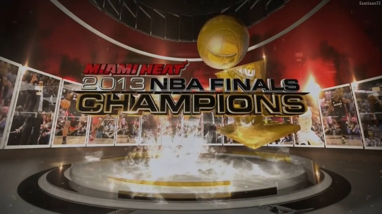Miami Heat - 2013 NBA Finals Champions - YouTube