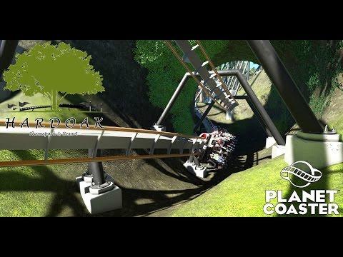 Welcome to Hardoak Themepark // Planet Coaster (Download link inc)