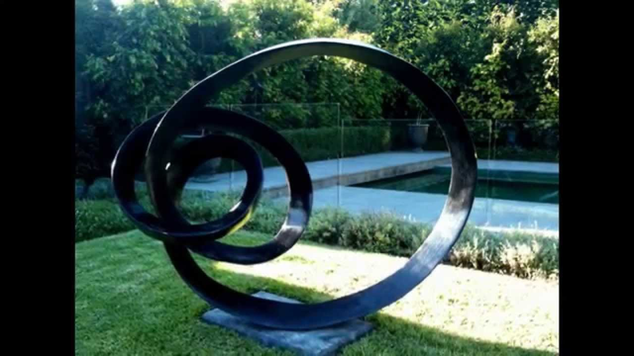 The Best Metal Garden Sculptures 2015