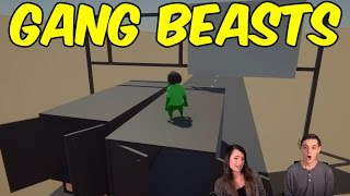 the greatest fighting game gang beasts w firefoxx