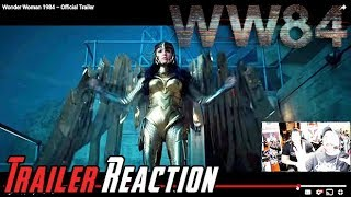 Wonder Woman 1984 - Angry Trailer Reaction!