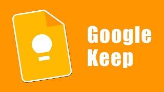 Google Keep: o que é e como usar.