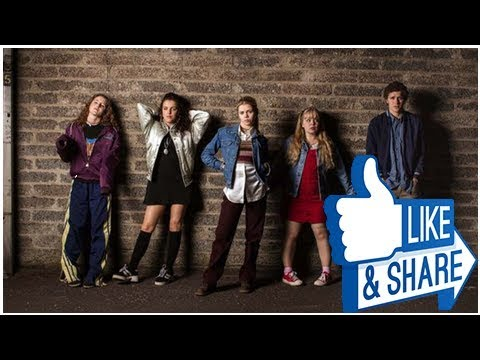 'catch yourself on!'  channel 4 schools viewers in 'derry girls' vocabulary before show airs