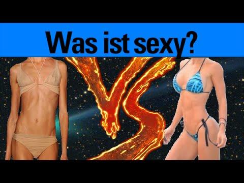 Welcher Frauenkörper ist sexy?