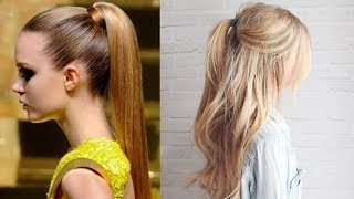 8 Easy Winter Hairstyle Ideas | Winter hairstyles |Part-2