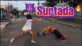 Baixar Surtada (Remix Brega funk) - Dadá Boladão, Tati Zaqui ft. OIK - (Coreografia Oficial)