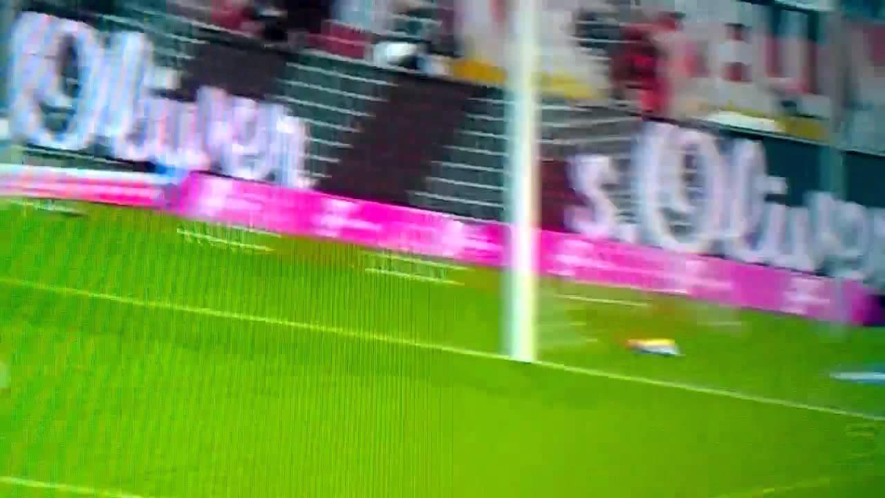 Bayern Hamburg Tore