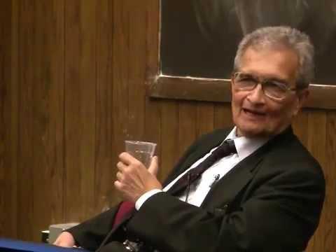 Amartya Sen: The Idea of Justice