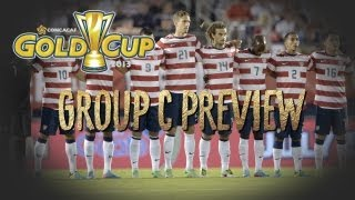 Gold Cup Preview: Group C | USA, Costa Rica, Cuba, Belize