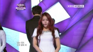 [Music Bank K-Chart] SECRET - Talk That (2012.12.07)