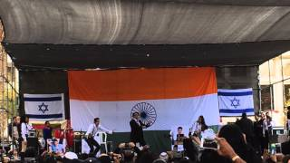 Bollywood Dance Ofira And Shishoren Dan With Govinda In Israel