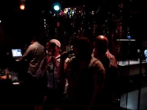 Vegas Gay bar karaoke