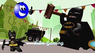 LEGO BETMEN GAME (LEGO Batman Vs Der Game) - trejler