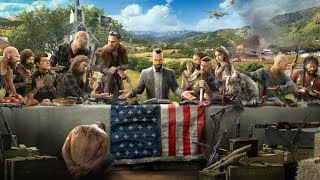 Far Cry 5 PS4 Gameplay Lets Play Walkthrough Episode 1